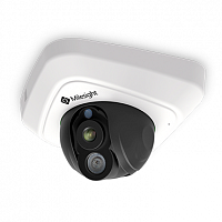 Изображение Камера Milesight 4mp H.265 IR Mini Dome IPC MS-C4482-PB в каталоге Интернет-Магазина Notebooker.ua