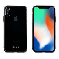 Изображение Чехол Muvit Crystal Bump Black Для Iphone Xr Crystal Bump Iphone Xr в каталоге Интернет-Магазина Notebooker.ua